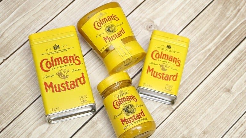 Colman's Mustard Giveaway (10/22)