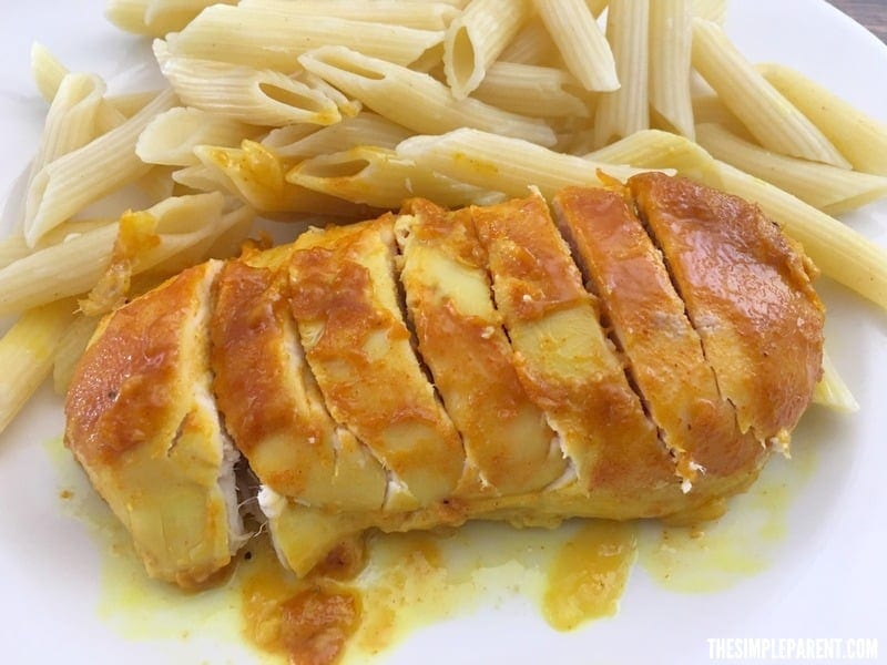 Try this marinated chicken breasts recipe for dinner tonight!