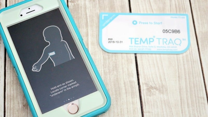 Quick Sick Day Tips with TempTraq