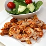 Easy Sausage Pasta Bake for Under $10