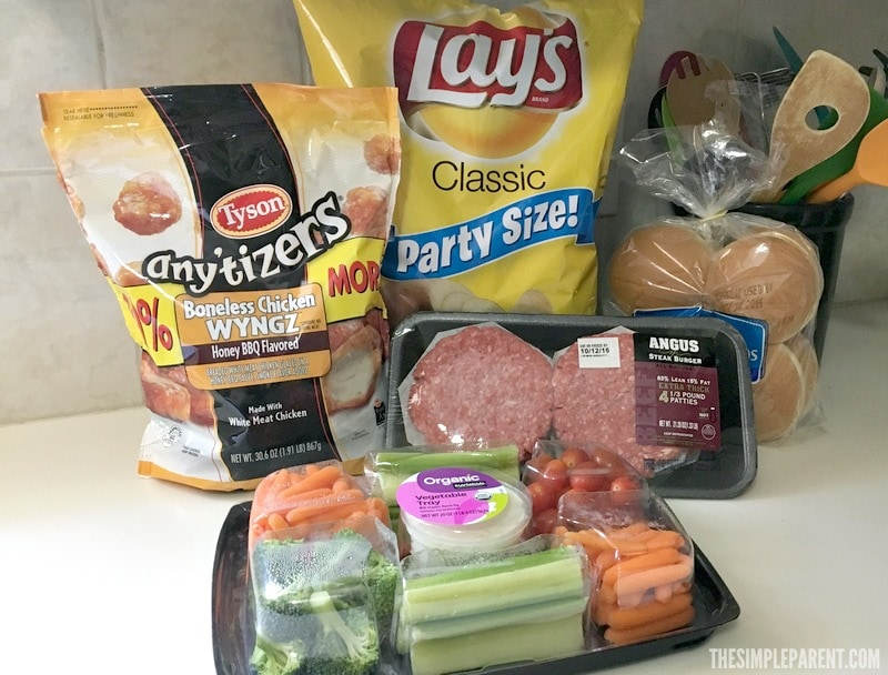 Save time and money on your game day prep with Walmart Grocery!
