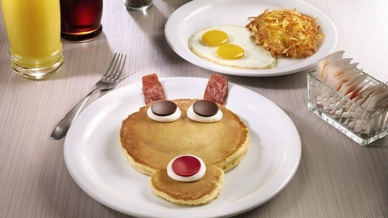 Denny's Has Seasonal Pancake Flavors Now!