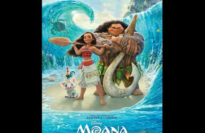 Disney's MOANA Hits Dolby Cinemas at AMC