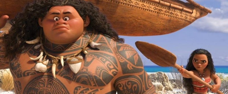 See Disney's MOANA in Dolby Cinema at AMC on 11/26!