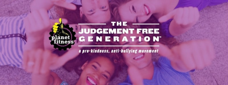 Judgement Free Generation at Planet Fitness