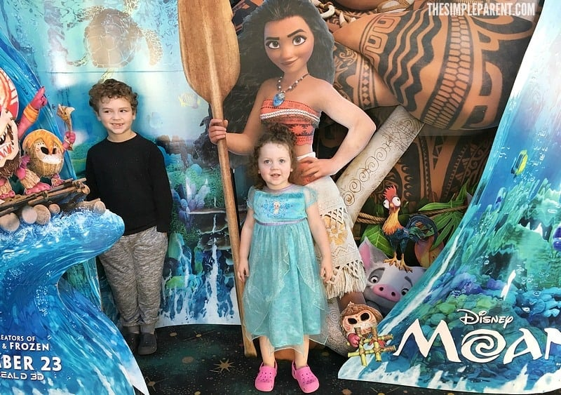 Have you seen Disney's Moana yet? Check out our our Moana Review in Dolby Cinema!