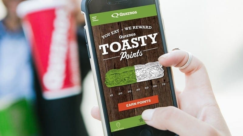 Quick Easy Family Meal Idea with Quiznos