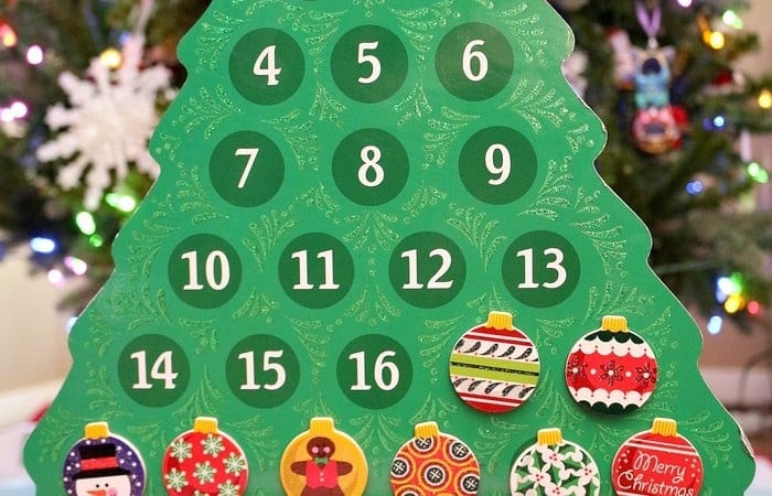 Holiday Countdown Traditions
