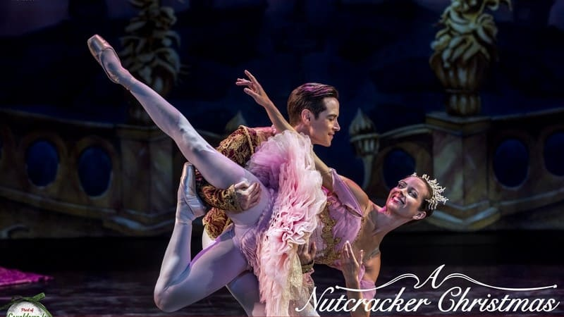 "Tune-in to Hallmark Channel's ""A Nutcracker Christmas"""