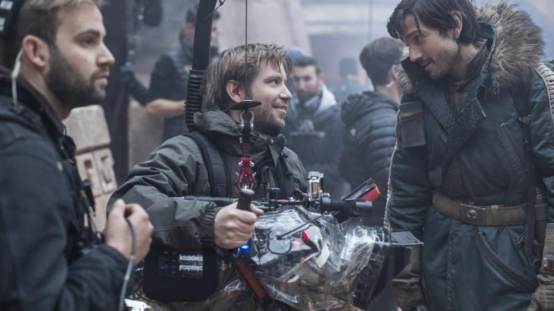 Behind the Scenes with Rogue One Director
