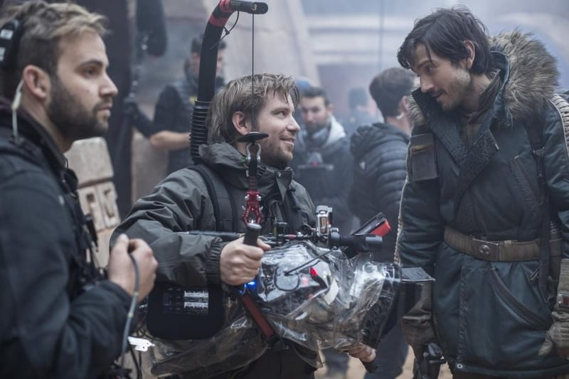 Learn more about the movie with Rogue One director Gareth Edwards!