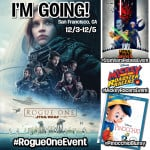 Rogue One and More! #RogueOneEvent This Weekend!