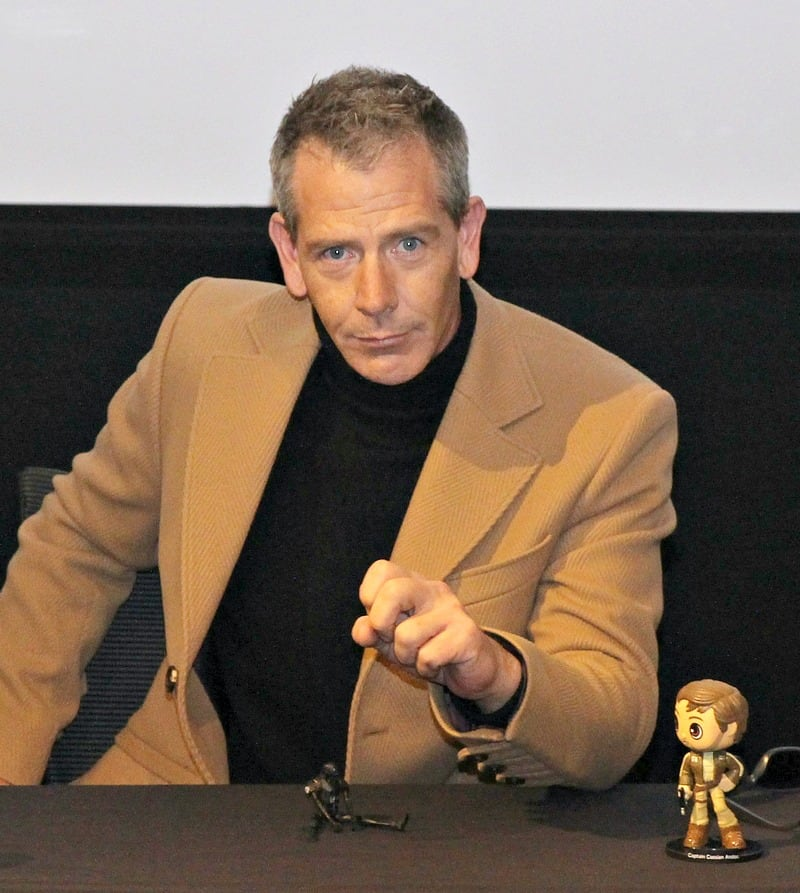 Check out my Star Wars Rogue One Interview with Ben Mendelsohn (Director Orson Krennic)!