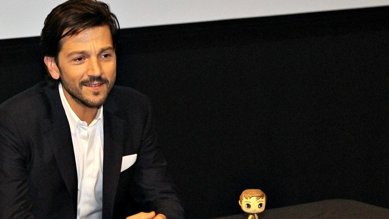 Rogue One Interview with Diego Luna