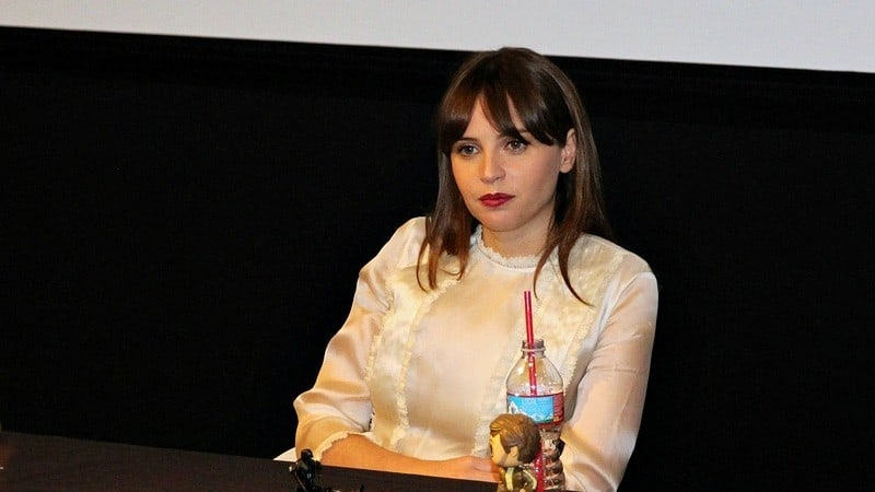 Rogue One Interview with Felicity Jones