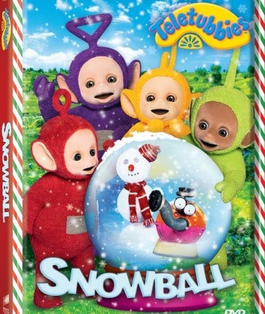The Teletubbies return with the Teletubbies: Snowball DVD! Enter to win!