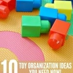 10 Toy Organization Ideas You Need Now