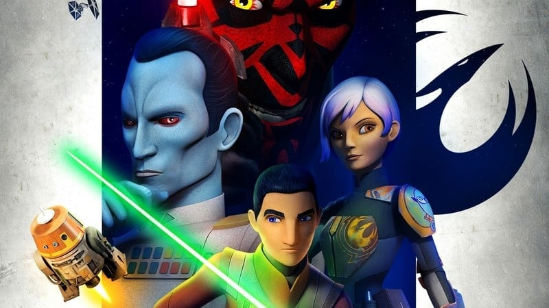 5 Ways Star Wars Rebels Brings Star Wars to a New Generation