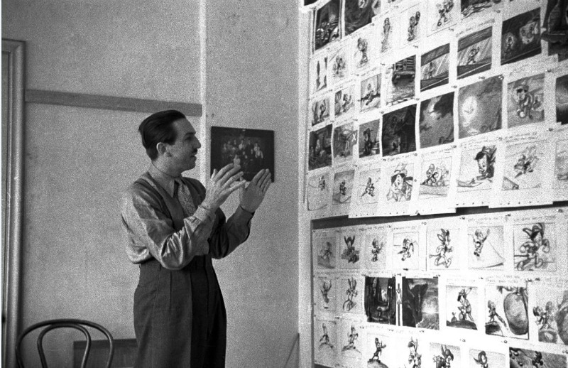 Disney Pinocchio art was recently featured in an exhibition at The Walt Disney Family Museum in San Francisco!