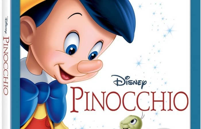 Pinocchio Disney Blu Ray Now Available as Part of the Signature Collection