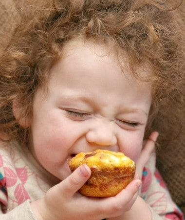 Even the kids love this easy egg muffin cup recipe!