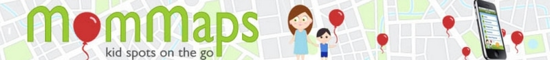 Mom Maps is one of the best apps for busy moms who are looking for kid friendly places to play and visit!
