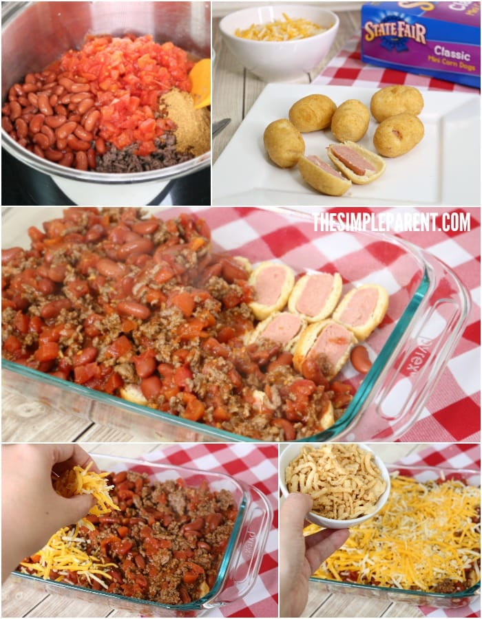 Easy Way To Make Corn Dogs