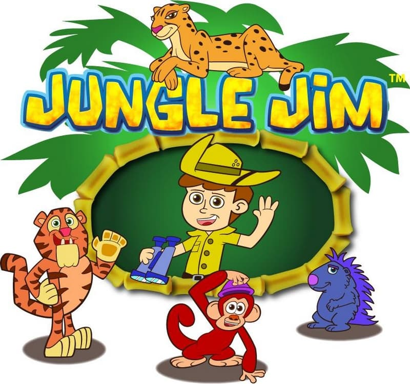 Jungle Jim: A Musical Wildlife Adventure is available on Amazon now!