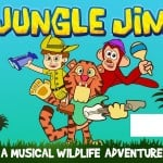 Check out the Jungle Jim Show! It's a Musical Wildlife Adventure!
