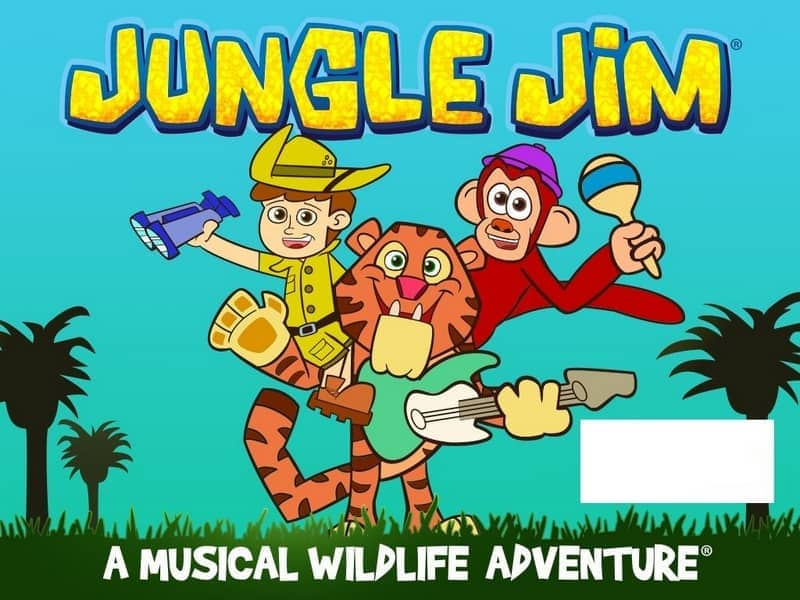 Check out the pilot of the Jungle Jim show on Amazon for free now! It's a fun new show for the kids!