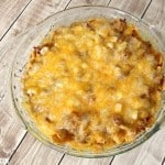 Sloppy Joe Pie Recipe is a Great Quick Dinner Idea for Your Family