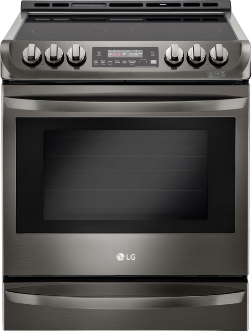 Best Buy LG Appliances offer a great combination of style and functionality for your kitchen!