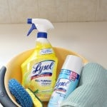 Busy Mom House Cleaning Schedule Makes Spring Cleaning Easy