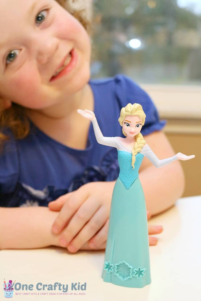 The star of the Elsa Ice Palace Toy was a hit in our house when we got the Play-Doh Enchanted Ice Palace Toy!