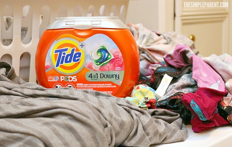 Learn how to wash LuLaRoe clothing with help from TIde!