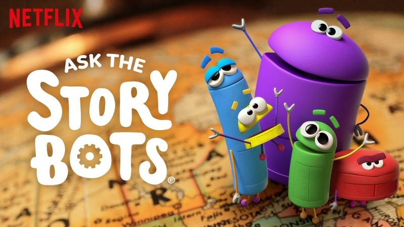One of our favorite Netflix TV shows for kids is Ask the Story Bots! Have you checked it out yet?