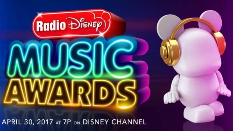 Watch the 2017 Radio Disney Music Awards with Your Family