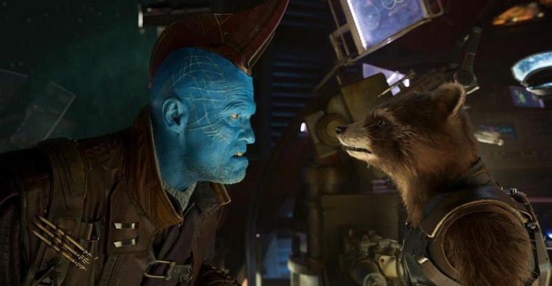 Yondu & Kraglin Return in Guardians of the Galaxy Vol. 2