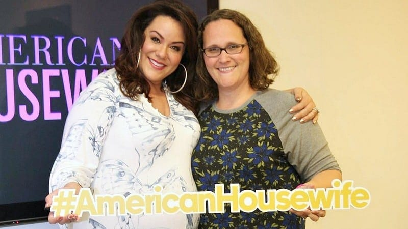 Katy Mixon Brings Sarah Dunn's American Housewife Vision to Life