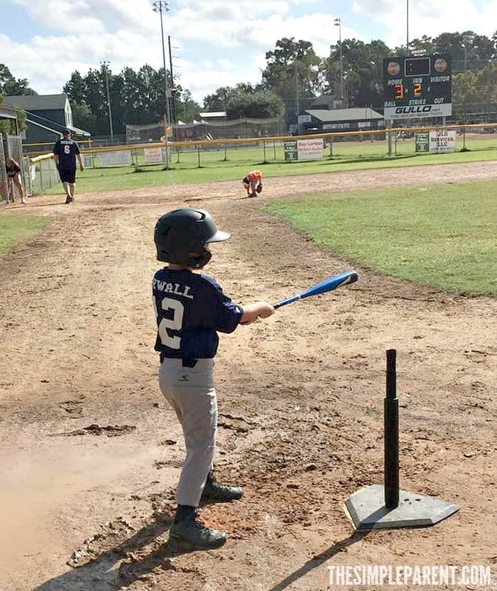 Check out our baseball mom tips for washing baseball pants and other sports uniforms!