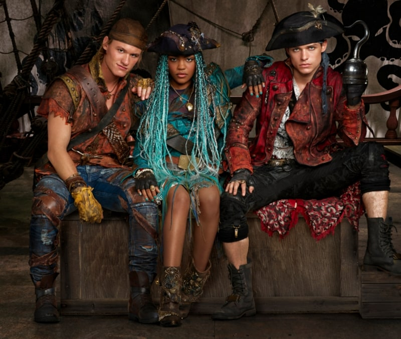 Meet the new Villain Kids of Disney Descendants 2 movie!