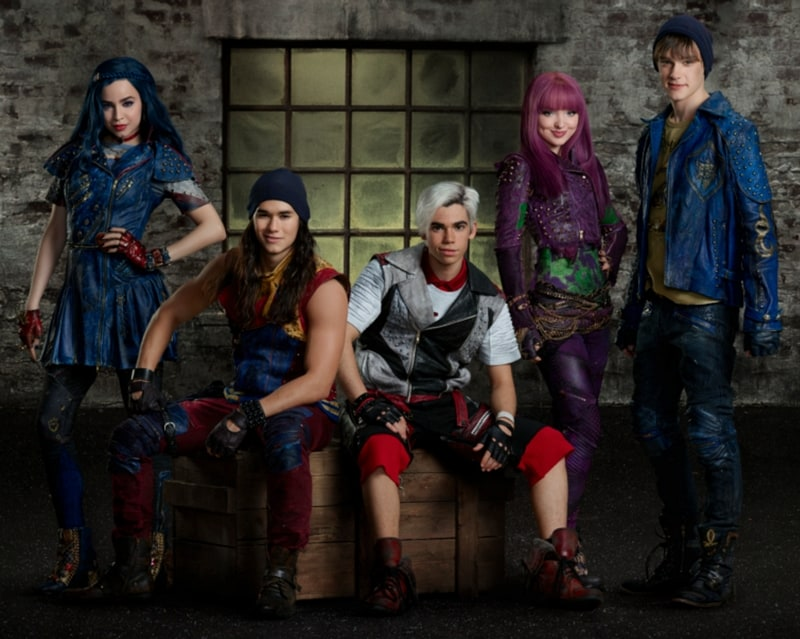 Your favorite Villain Kids are back in Disney Descendants 2 movie!