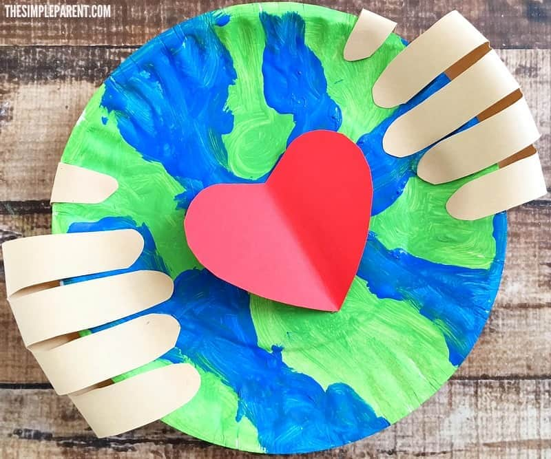 Earth Day Crafts Preschoolers Love Are Fun To Make Together