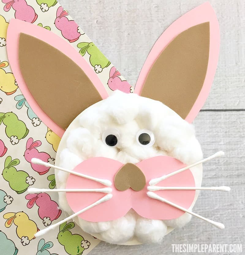 Bunny Ear Crafts For Kids