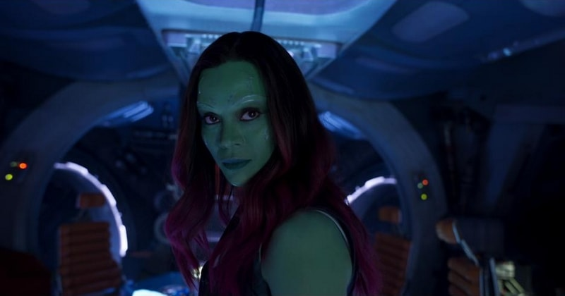 Learning More About Gamora in Guardians of the Galaxy Vol 2