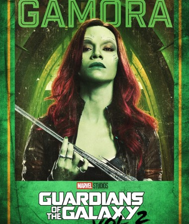 Learning More About Gamora in Guardians of the Galaxy Vol. 2