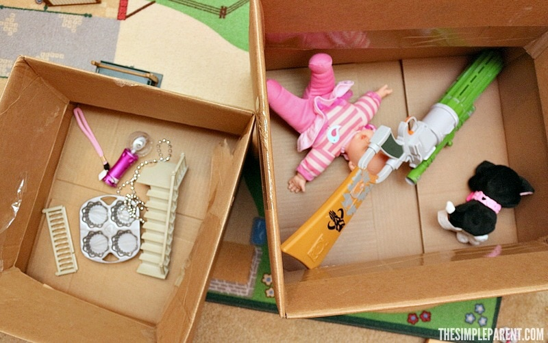 This kid recycling project is an easy way to take care of some cleaning in a way that is gentle on the environment!