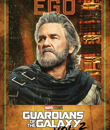 Learn more about Kurt Russell as Ego in Guardians of the Galaxy Vol. 2