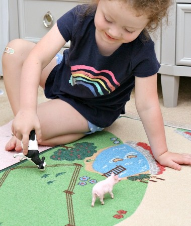Your kids will love playing with Schleich Farm Toys!