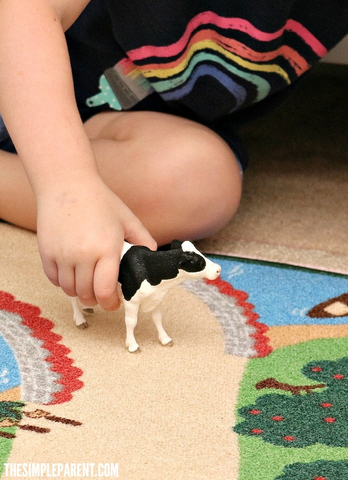 Fill your Easter baskets with the Schleich toy collection for imaginative play!